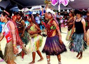 festival senja kaimana tahun 2014