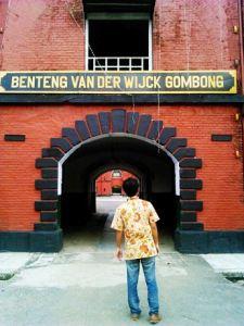 Foto: Benteng Van Der Wijck (Aris Kurniawan)
