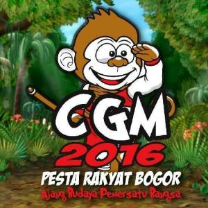 Foto ilustrasi: Rakyat Bogor Cap Go Meh (CGM) 2016. (ist)