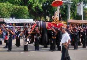 Foto: Parade Gajah-gajahan (ist)
