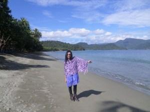 Foto: Pantai Amay (koleksi Kirana Kejora)