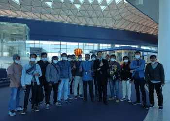 14 ABK yang dipulangkan KBRI Seoul