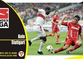 FC Koln vs Stuttgart