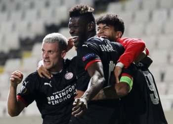 Olympiacos vs PSV Eindhoven