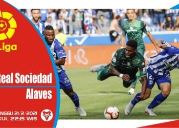 Real Sociedad vs Alaves