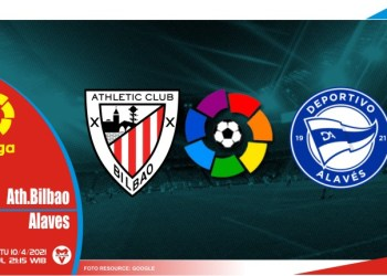 Prediksi Liga Spanyol: Athletic Bilbao vs Alaves - 10 April 2021