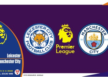 Prediksi Liga Inggris: Leicester vs Manchester City - 3 April 2021