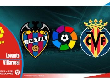 Prediksi Liga Spanyol: Levante vs Villarreal - 19 April 2021
