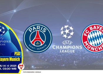 Prediksi Liga Champions: PSG vs Bayern Munich - 14 April 2021