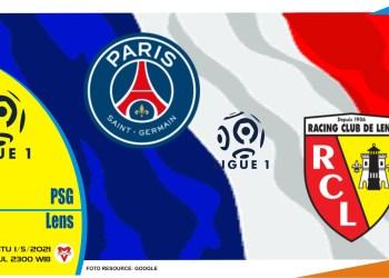 Prediksi Liga Prancis: Paris Saint-Germain vs Lens - 1 Mei 2021