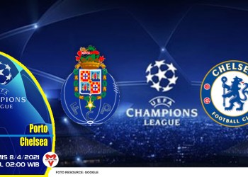 Prediksi Liga Champions: Porto vs Chelsea - 8 April 2021