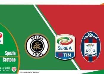 Prediksi Liga Italia: Spezia vs Crotone - 10 April 2021