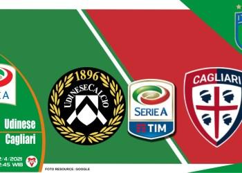 Prediksi Liga Italia: Udinese vs Cagliari - 22 April 2021