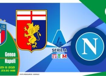 Prediksi Genoa vs Napoli - Liga Italia 29 Agustus 2021