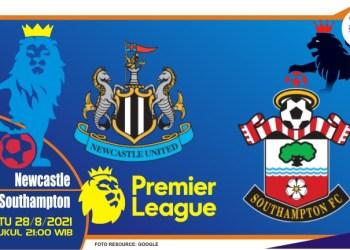 Prediksi Newcastle vs Southampton - Liga Inggris 28 Agustus 2021