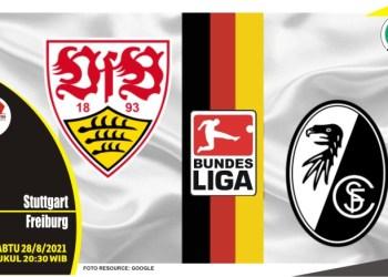 Prediksi Stuttgart vs Freiburg - Liga Jerman 28 Agustus 2021