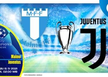 Prediksi Malmo vs Juventus - Liga Champions 15 September 2021