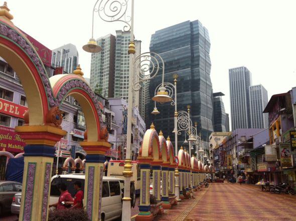Little India Kula Lumpur