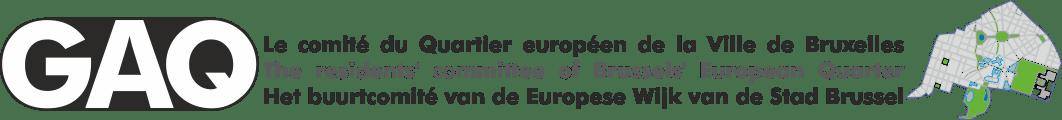 GAQ: Comité du Quartier Européen de la Ville de Bruxelles