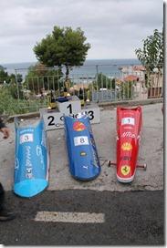 Podio e Carrocci Casamicciola Grand Prix 2012