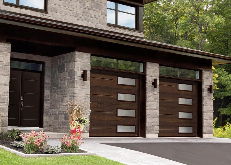 Contemporary/Modern Garage Doors | Garaga on Garage Door Ideas  id=26061