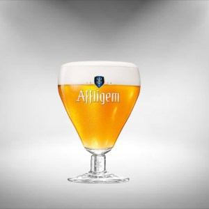 Affligem Beer Glass