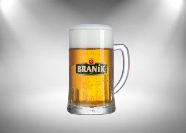 Branik Beer Glass Tankard