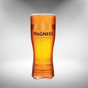 Magners Cider Pint Glass
