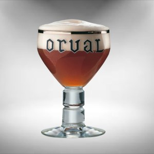 Orval Chalice Beer Glass