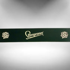 Staropramen Rubber Bar Runner