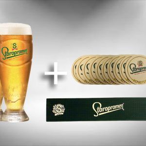 Staropramen Bar Starter Bundle
