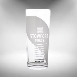 Stowford Press Cider Glass