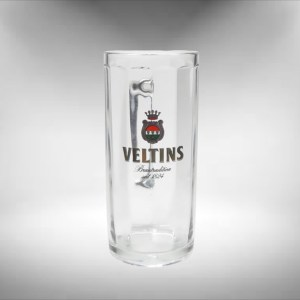 Veltins Beer Glass Tankard