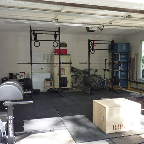 Pro Tips For Planning Your Dream Garage: Inspirational Garage Gyms & Ideas Gallery Pg 5