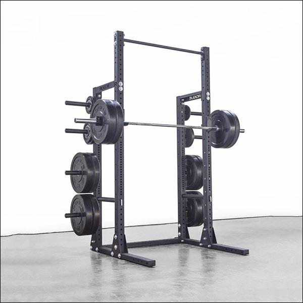 powerlifting garage gym