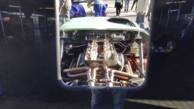 Ford GT40 Engine Bay