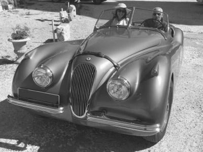 Classic Jaguar XK120