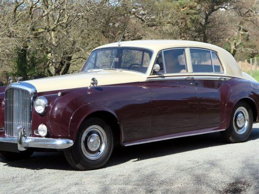 1955 Bentley S1 Sports Saloon