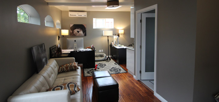Studio Apartment Living Ideas