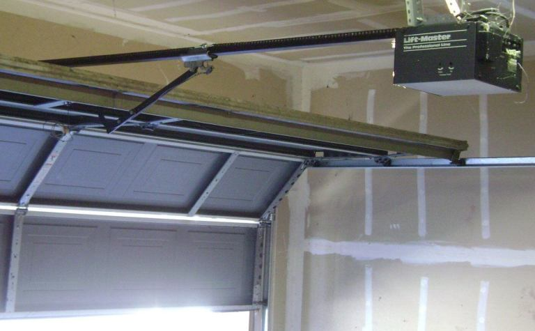Garage Doors Are Us - Chain Driven Garage Door Opener Overhead