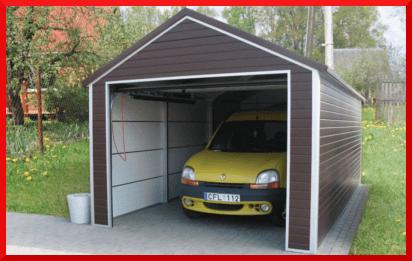 Folding Garage