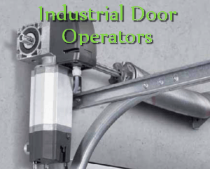 Industrial Door Operator