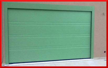 Top Ribbed Garage Doors