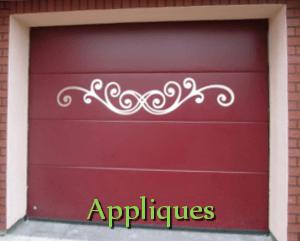 Door Appliques