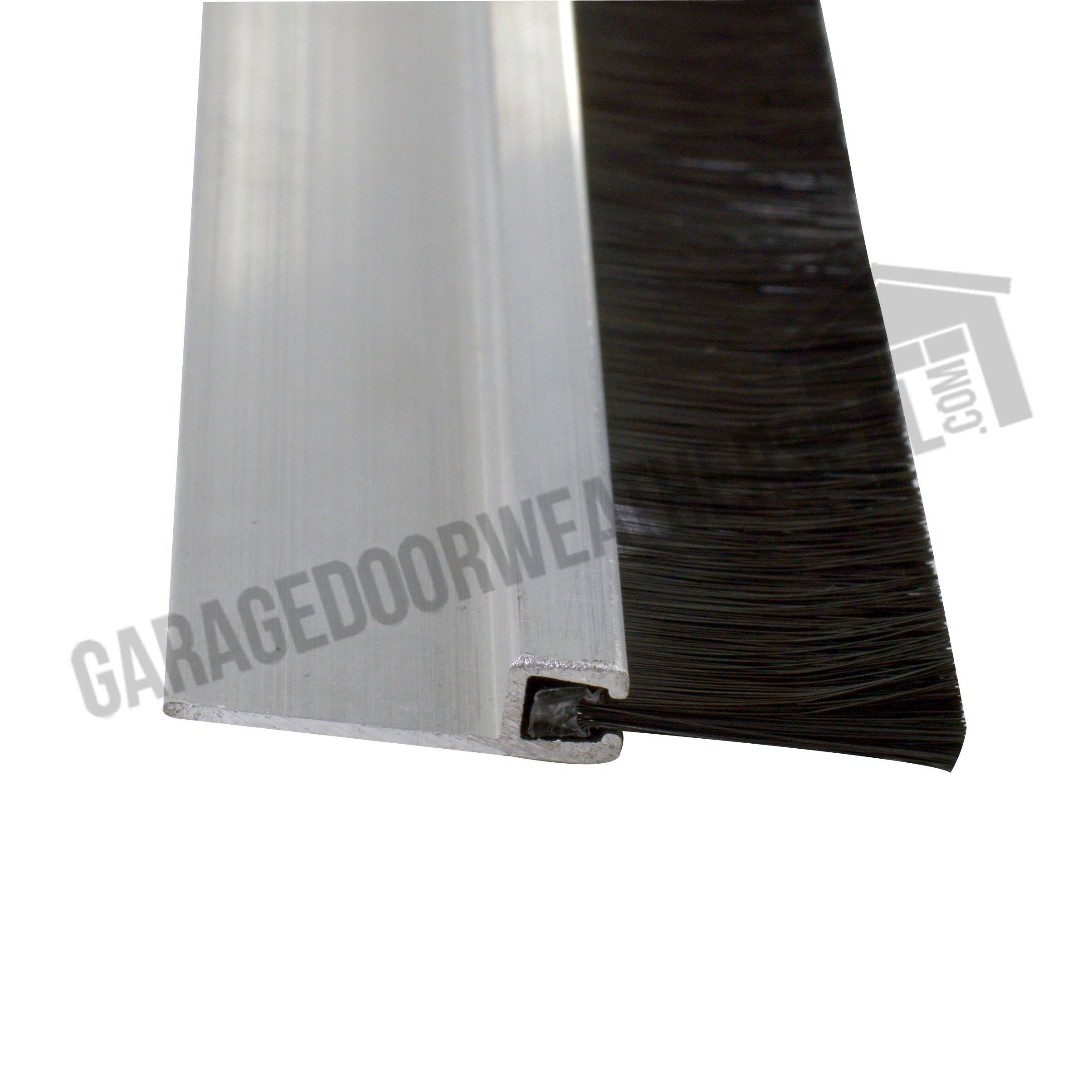 Garage Door Retainer 1 Inch Straight Garage Door