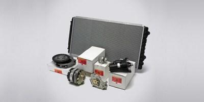 radiateur, pompe à eau et liquide de refroidissement réparations auto au garage du Cosquer à Quimper