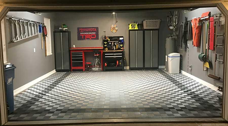 Garage Laminate Flooring