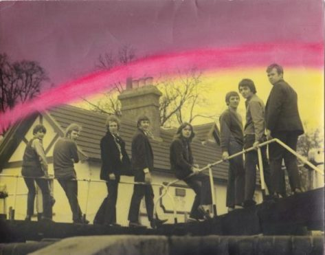 Image result for orange rainbow dave goodman