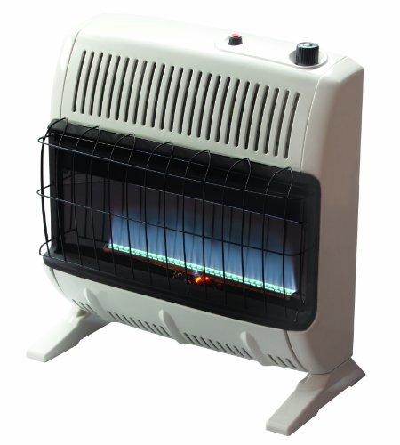 mr heater vf 30k garage lp ventfree wall mount - Natural Gas Garage Heater