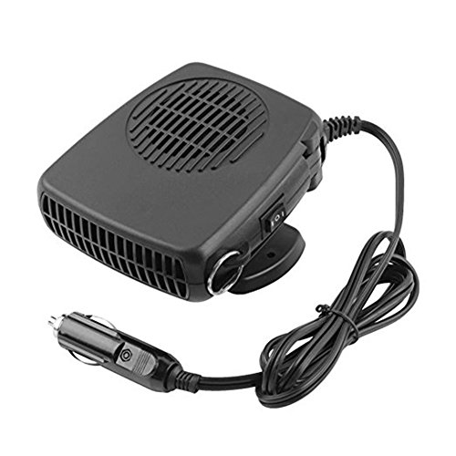 Owikar Car Fan Heater 2 In 1 Car Portable Heater Defroster